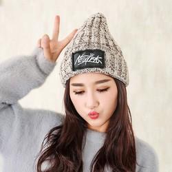 Mũ len thời trang NY - Free ship