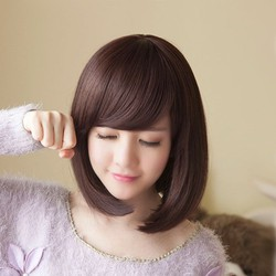 Shop Thành Nhi - tóc giả nữ hàn quốc loại 1 - MF008X