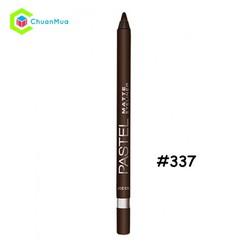 Chì vẽ mắt sáp PASTEL Metallics Long Lasting No337 - MPA441-M01152