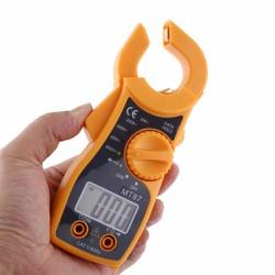 Ampe kế cầm tay kỹ thuật số MT87 có loa báo thông mạch, kèm pin