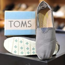 Giày Toms đế cao su - L1A
