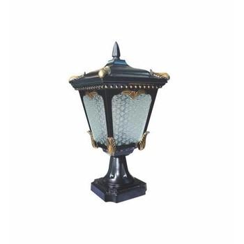 đèn trang trí trụ cổng Ø180 H350 - NVT987