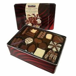 BÁNH QUY KIRKLAND SIGNATUREEUROPEANCOOKIESWITH BELGIAN CHOCOLATE
