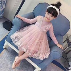 váy-váy ren cho bé gái 1-3 tuổi