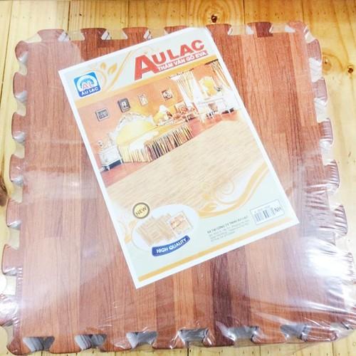 Bộ 9 tấm thảm lót sàn vân gỗ Âu Lạc Kích thước 42x42x1cm - 10418022 , 8161469 , 15_8161469 , 278000 , Bo-9-tam-tham-lot-san-van-go-Au-Lac-Kich-thuoc-42x42x1cm-15_8161469 , sendo.vn , Bộ 9 tấm thảm lót sàn vân gỗ Âu Lạc Kích thước 42x42x1cm