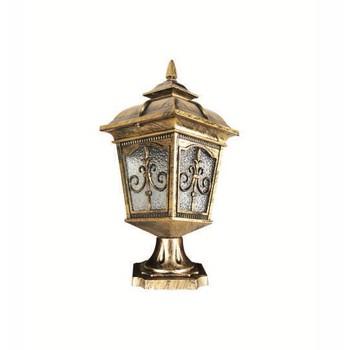 đèn trang trí trụ cổng Ø180 H370 - NVT989