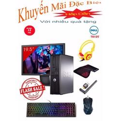 Máy tính văn 755 DT Core 2 Duo, Ram 2GB, HDD 160GB