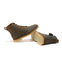 Giày da nam Clarks Desert Mali Boot thời thượng phong cách 2018