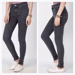 Quần jean dài xám có size đại 26-33