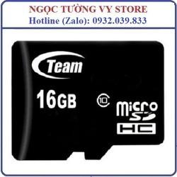 Thẻ nhớ Micro SDHC Team Group 16GB Class 10 chính hãng