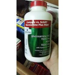 Hàng order Mỹ Glucosamine Member Mark 350v