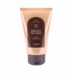 Dầu ủ tóc chiết xuất dầu Argan Oil Silk Plus Hair Maskpack 200g