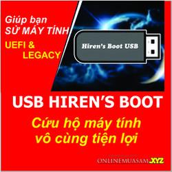 USB Cứu hộ máy tính đa năng