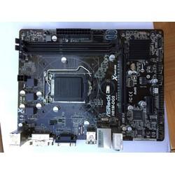 ASRock H81M-DGS- motherboard - MATX - LGA1150 Socket - H81