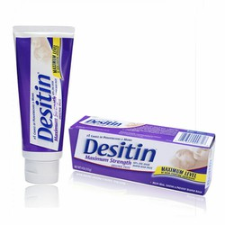 Kem chống và chữa hăm Desitin tím 113g