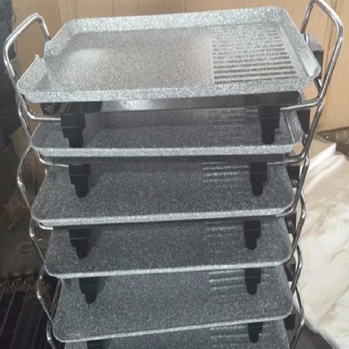 Bếp nướng điện không khói vân đá DH-SS01 5
