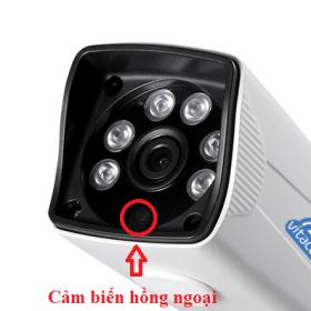 Camera thân ngoài trời Vitacam VB1080 Full HD 1080 2