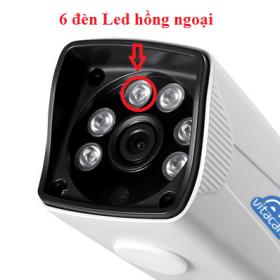 Camera thân ngoài trời Vitacam VB1080 Full HD 1080 4