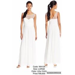 Đầm dạ hội, hàng xách tay từ Mỹ