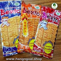 MỰC BENTO - Nhập khẩu Thái Lan