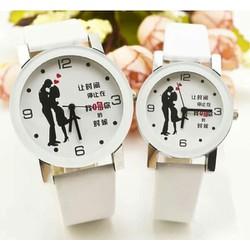 đồng hồ cặp teen dh08