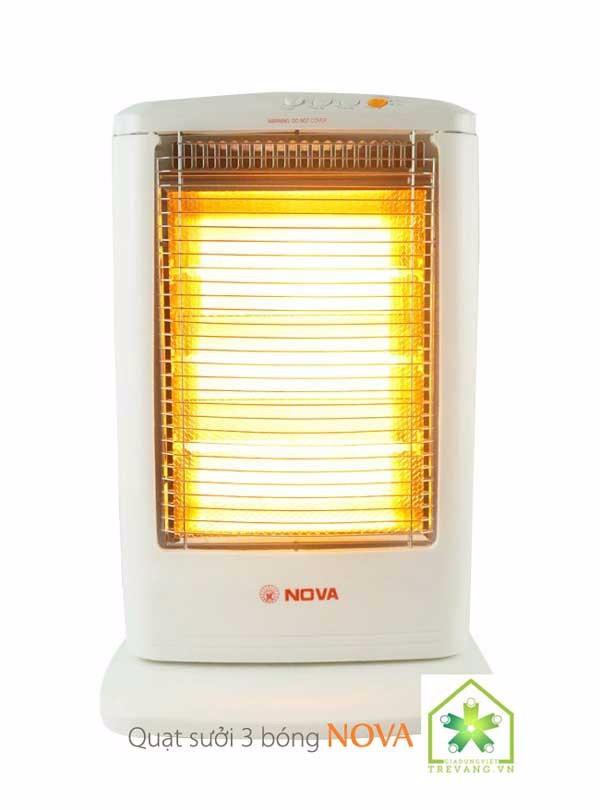 Quạt sưởi Nova 3 bóng đèn sưởi gia nhiệt-0965.011.567 2