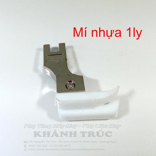 Combo 2 Chân vịt mí nhựa 1ly + 2ly  máy may công nghiệp 1kim - 10531990 , 8174643 , 15_8174643 , 20000 , Combo-2-Chan-vit-mi-nhua-1ly-2ly-may-may-cong-nghiep-1kim-15_8174643 , sendo.vn , Combo 2 Chân vịt mí nhựa 1ly + 2ly  máy may công nghiệp 1kim