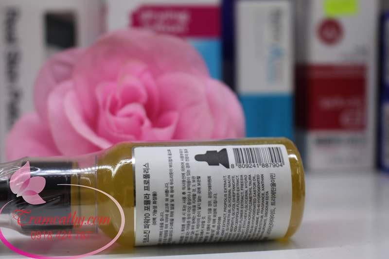 Tinh chất dưỡng ẩm se khít lỗ chân lông It Skin propolis 5