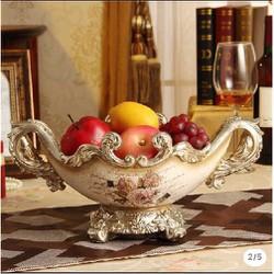 bát đựng hoa quả gốm sứ