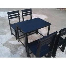 bàn ghế cóc dùng cho quán cafe trà sữa