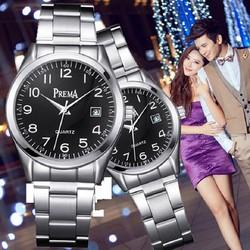 Đồng hồ đôi cao cấp PREMA có ngày SMM20