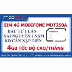 sim 3g 4g mobifone 1 năm không tốn phí gia hạn sỉ 180k