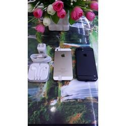 Iphone 5s vàng 16Gb Quốc Tế - Tặng Ốp Lưng + Dán Cường Lực