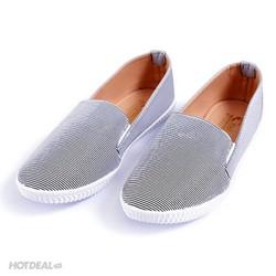 giày lười nữ - bảo hành 6 tháng