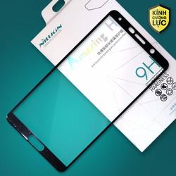 Kính cường lực Huawei Mate 10 Full Nillkin đen