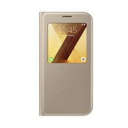 Bao da Galaxy A7 2017 S View Cover chính hãng Samsung Fullbox