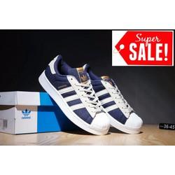 Giày thể thao đôi Adidas Superstar. Mã số SH104