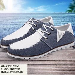 Giày Sneaker Nam - Mẫu Mới - Thời trang