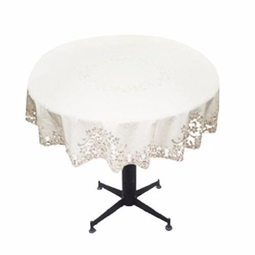 Khăn trải bàn tròn 160cm màu trắng Nhật Bản - 10533174 , 8184759 , 15_8184759 , 299000 , Khan-trai-ban-tron-160cm-mau-trang-Nhat-Ban-15_8184759 , sendo.vn , Khăn trải bàn tròn 160cm màu trắng Nhật Bản