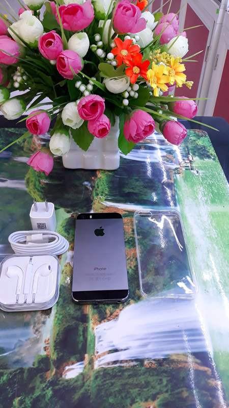 Iphone 5s Đen 16Gb Quốc Tế - Tặng Ốp Lưng + Dán Cường Lực 1