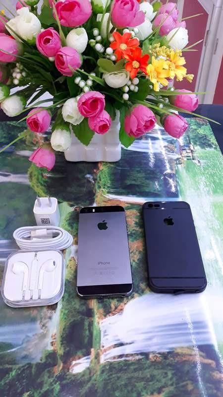Iphone 5s Đen 16Gb Quốc Tế - Tặng Ốp Lưng + Dán Cường Lực 2