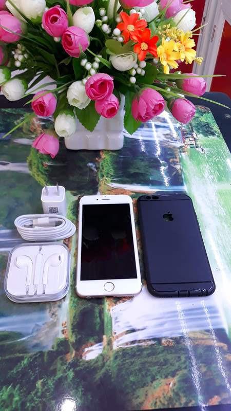 Iphone 6S Hồng 16Gb Quốc Tế - Tặng Ốp Lưng + Dán Cường Lực 5