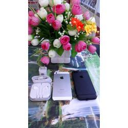 Iphone 5S Trắng 16Gb Quốc Tế - Tặng Ốp Lưng + Dán Cường Lực