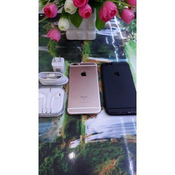 Iphone 6S Hồng 16Gb Quốc Tế - Tặng Ốp Lưng + Dán Cường Lực