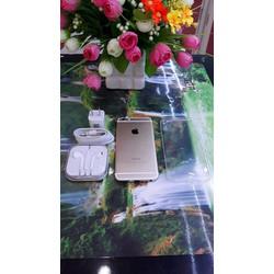 Iphone 6 vàng 16Gb Quốc Tế - Tặng Ốp Lưng + Dán Cường Lực