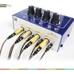 Bộ chia tai nghe chuyên nghiệp 4 cổng kèm Amplifier ICKB-AMP-I4