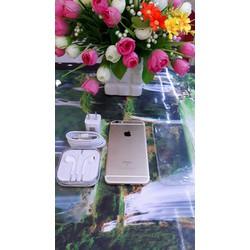 Iphone 6s vàng 16Gb Quốc Tế - Tặng Ốp Lưng + Dán Cường Lực