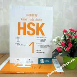 Giáo trình chuẩn HSK 1 Bài tập - Kèm CD