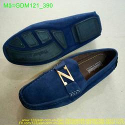 Giày mọi nam da nhung kiểu phong cách sang chuẩn GDM121
