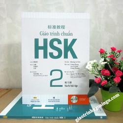 Giáo trình chuẩn HSK 2 Bài tập - Kèm CD